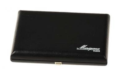 Leather case for 12 oboe reeds