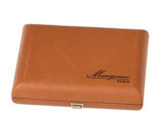 Leather case for 6 oboe reeds