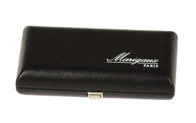 Leather case for 3 oboe reeds